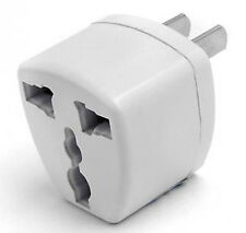 Universal European EU to US USA Power Plug Adapter Travel Charger Converter