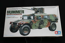 XD023 TAMIYA 1/35 maquette véhicule 35143 1200 Hummer with M242 Bushmaster
