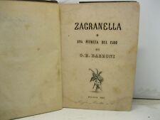 BAZZONI Giovan Battista, Zagranella o una pitocca del 1500
