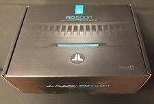JL AUDIO RD500/1 MONOBLOCK 500W RMS SUBWOOFERS SPEAKERS CAR BASS AMPLIFIER NEW
