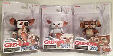 "GREMLINS SERIES 5 SET Zoe Patches Gary RARE NECA 2014 4"" Inch MOGWAI FIGURES"