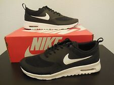 "Women's Nike Air Max Thea ""Black"" Shoes -Style# 599409 020- Reg $95 -Sz 12 -NEW"