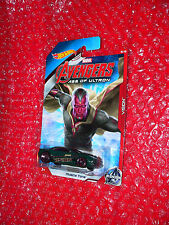Hot Wheels Marvel Avengers Age of Ultron Muscle Tone VISION CGB86-0910