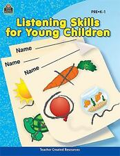 NEW - Listening Skills for Young Children by Vowels, Trish