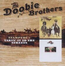 Doobie Brothers,the - Stampede (+Bonus)/Takin' It to the Streets(+Bonus) - CD