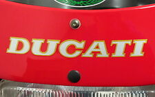 DUCATI 888 STRADA DECAL FOR  FAIRING HEADLIGHT LOCATION DECAL