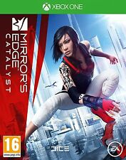 Mirror's Edge Catalyst Xbox One Brand New Factory Sealed