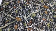 "NEW CONCEAL COTTON POLY TWILL CAMO FABRIC 60""W CAMOUFLAGE WATER REPELLENT DWR"