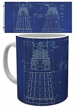 Doctor Who - Dr. Who Dalek Mug Keramik Tasse GB EYE