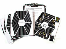 STICKERS for kenner VINTAGE STAR WARS IMPERIAL TIE FIGHTER 'Die Cut!' VERY NICE!
