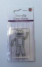 Dovecrafts Robot Clear Stamp