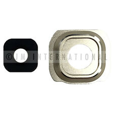 Camera Glass Lens Cover Gold for Samsung Galaxy S6 SM-G920 Replacement Part USA
