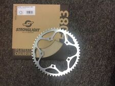 Stronglight 50T chain ring 130 BCD Silver