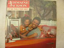 JERMAINE JACKSON LP LET ME TICKLE YOUR FANCY motown 12174