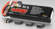 Venom Power 20C 4000mAh 11.1V LiPo Battery TRAXXAS Plug #VEN1580