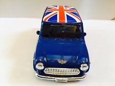 Mini Cooper Union Jack Pull Back And Go Action Toy Car Gift Souvenir