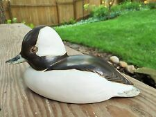 Large Andersen Design Studio of Maine Stoneware Pottery Duck Sculpture