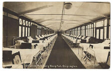 ORPINGTON Ontario Military Hospital, RP Postcard Unused