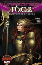 1602 Witch Hunter Angela by Marvel Comics -Paperback