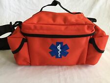 Rothco Orange EMS EMT Paramedic Medic Medical First Aid Rescue Response Bag NEW