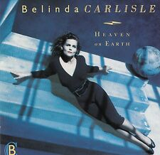 BELINDA CARLISLE : HEAVEN ON EARTH / CD (VIRGIN RECORDS CDV 2496)