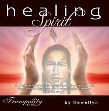 HEALING SPIRIT - LLEWELLYN - NEW AGE C.D