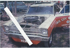 "1960s Drag Racing-Sox & Martin's 1965 Plymouth 426-Hemi Powered ""PAPER TIGER"""