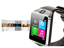 GV18 Waterproof Bluetooth Smart Watch GSM NFC Camera SIM Card For Android Phone
