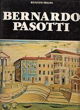 BERNARDO PASOTTI RENATO DEGNI 1981 IL CANDELAIO (QA979)