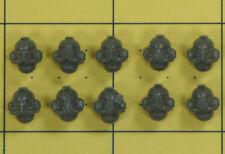 Warhammer 30K traición en calth Horus Heresy táctico legionario cascos