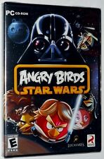 * Angry Birds STAR WARS PC CD-ROM Game Brand New n' Sealed FREE Shipping! *