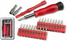 TEKTON 27-Piece Variety Pack Screwdriver Set Precision Torx Slotted Craftsman