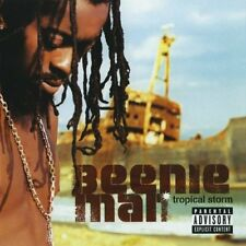 BEENIE MAN - TROPICAL STORM - CD 13 TITRES - 2002 - COMME NEUF