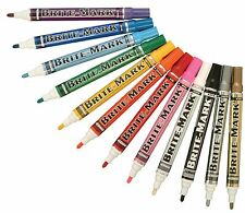 Dykem Brite Mark PAINT MARKERS 5 Pack (Choose from 13 colors)