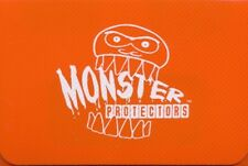 MONSTER PROTECTORS YUGIOH ORANGE DELUXE ARMOR DOUBLE DECK BOX BRAND NEW & SEALED