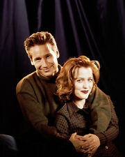 David Duchovny & Gillian Anderson (30456) 8x10 Photo