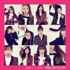 Apink 4th Mini [ Pink Blossom] CD + 60Pages  Booklet +1 Photo Card