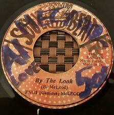 """Enos Mcleod By The Look Killer Roots 7"""" Listen !"""