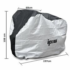 Ipow Cycle Bike Bicycle Rain Dust Snow Waterproof Cover With Bag