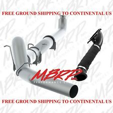 "MBRP 5"" TRUE TURBO BACK* OFF ROAD Exhaust System For '01-04 LB7 6.6L Duramax"