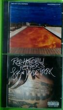 The Red Hot Chili Peppers Californicatio & Live in Hyde Park CDs
