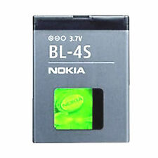 ORIGINAL NOKIA BL-4S BATTERY 3600 3602 3608 6208 7020 7612 X3-02 2680 3710