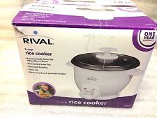 Rival 6-Cup Rice Cooker RVM4030015