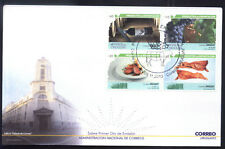URUGUAY 2013 EXPORT VINE GRAPES,COW MEAT FDC YV 2651-4