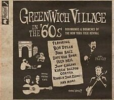 GREENWICH VILLAGE IN THE 60s VARIOUS ARTISTS 2 CD NEW