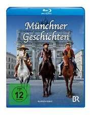 2 Blu-rays * MÜNCHNER GESCHICHTEN ALLE 9 FOLGEN ~ Digital Remastered # NEU OVP %