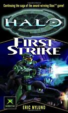 Halo: First Strike (Halo (del Ray Paperback)) By Eric S. Nylund