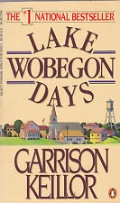 Lake Wobegon Days by Garrison Keillor (1986, Paperback)
