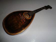 1900 Joseph Bohmann Mandolin  Birdseye Maple 19 Ribs  Made For 1900 Paris Expo