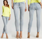 $198 NWT J BRAND JEANS LOW RISE SKINNY 910 AFTERLIFE LIGHT SZ 24 TO 30